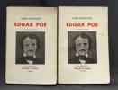 Edgar Poe. Etude psychanalytique. Ouvrage orné de vingt-sept illustrations. Avant-propos de Sigmund Freud.. BONAPARTE Marie: