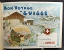Mon voyage en Suisse. Collection de 792 vues photographiques de la Suisse..