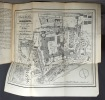 Le guide des voyageurs dans la ruine de Heidelberg d'après un plan du château, levé par le colonel Georg Bauer, expliqué par le docteur Th. Al. Leger ...