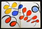 Derrière le miroir, n° 190. Calder.. CALDER Alexander; FRANQUI Carlos; REILLE Jean-Francis (trad.):
