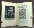 La Suisse qui chante. Histoire illustrée de la chanson populaire, du chant choral et du festspiel en Suisse.. BUDRY Paul (dir.); BOVET Joseph; BUNDI ...