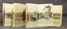 Album officiel de la Fête des vignerons, Vevey 1889.. VUILLEMIN [Ernest]: