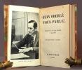 """""""Jean Oberlé vous parle..."""" Souvenirs de cinq années à Londres.. OBERLE Jean:"""