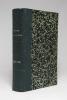 L'écho des Alpes. Publication des sections romandes du club alpin suisse. 1898 [et] 1899..