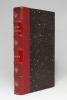 L'écho des Alpes. Publication des sections romandes du club alpin suisse. 1878 [et] 1879..