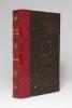 L'écho des Alpes. Publication des sections romandes du club alpin suisse. 1880 [et] 1881..