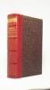 Fragmens biographiques et historiques, extraits des registres du conseil d'Etat de la République de Genève, dès 1535 à 1792.. GRENUS-SALADIN, ...