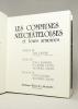 Les communes neuchâteloises et leurs armoiries.. HALDIMANN Jean-A.; CLOTTU Dr. Olivier; GISIGER Alexandre: