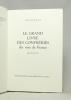 Le Grand Livre des Confréries des vins de France.. WOUTAZ Fernand: