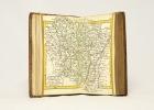 Petit tableau de la France, ou Cartes géographiques sur toutes les parties de ce royaume. [suivi de] Description géographique abrégée de la France.. ...