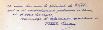 Un méconnu. Le Général Trochu (1815-1896).. CARTIER Vital: