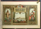 Album des historischen Zuges. 400 jährige Jubelfeier der Schlacht bei Murten am 22. Juni 1876..