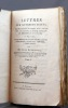 Lettres sur différens sujets, écrites pendant le cours d'un voyage par l'Allemagne, la Suisse, la France méridionale et l'Italie; en 1774 et 1775. ...