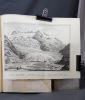 Essai sur les glaciers et sur le terrain erratique du bassin du Rhône.. CHARPENTIER Jean de: