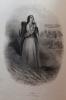 Paris. Illustrations. Album de gravures, par les premiers artistes de France, avec des textes, pièces de vers, nouvelles, etc.. CHATEAUBRIAND M. de; ...