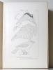 Faune des vertébrés de la Suisse. Vol. II. Histoire naturelle des oiseaux en deux parties.. FATIO Victor: