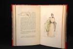 L'année féminine (1896). Les Parisiennes d'à présent.. [BOUTET] MONTORGUEIL Georges: