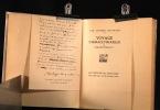 Voyage d'Horace Pirouelle.. SOUPAULT Philippe: