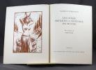 Les douze préludes à l'histoire du monde.. ZERMATTEN Maurice: