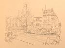 Voyage en Autobus. Où il est parlé des 24 Stations de Montmartre à Saint-Michel.. SAUVAGE Marcel: