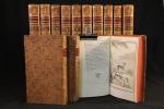 Oeuvres complètes. Histoire naturelle générale et particulière - Histoire naturelle des oiseaux - Histoire des animaux quadrupèdes - Histoire ...