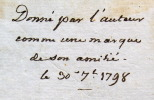 L'art du vigneron pour servir de direction aux propriétaires de vignes.. REYMONDIN Pierre-François: