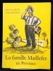 La famille Maillefer en Provence.. VALLOTTON Benjamin: