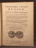 Troisième voyage de Cook, ou voyage de l'Océan Pacifique, ordonné par le Roi d'Angleterre, pour faire des Découvertes dans l'Hémisphère Nord, pour ...