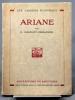 Ariane.. RIBEMONT-DESSAIGNE Georges:
