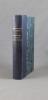 Bibliotheca americana. Catalogue raisonné d'une très précieuse collection de livres anciens et modernes sur l'Amérique et les Philippines classés par ...