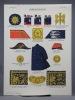 Les uniformes de l'Armée française depuis 1690 jusqu'à nos jours.. LENHART Dr.; HUMBERT René: