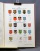 Armorial du canton de Fribourg.. APOLLINAIRE P., Capucin; MANDROT A: