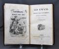 Les enfans [sic] peints par eux-mêmes, sujets de composition donnés à ses élèves par Alexandre de Saillet, maître de pension.. SAILLET Alexandre de: