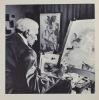 Derrière le miroir 166. G. Braque, derniers messages. Braque dans son atelier.. GRENIER Jean: