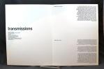 Transmissions. Gottfried Honegger. Original lithographs.. KUH Katherine; ROTZLER Willy: