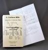 Correspondance 1923-1958. Etablie et annotée par Gabrielle Moix.. BILLE Corinna S.; BILLE Edmond et Catherine: