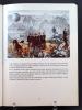Cinq semaines de cruauté ou l'étrange histoire des demoiselles Montgolfière. Collages.. DUMUCHESKY François: