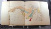 L'or en Sibérie orientale. Tome I: Transbkaïkalie. Tome II: Province Amourienne.. LEVAT Edouard David: