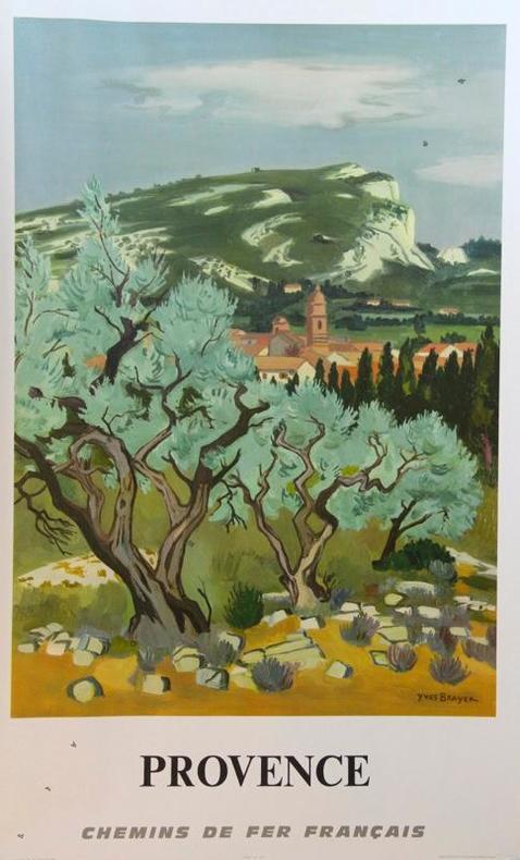 Provence.. BRAYER Yves: