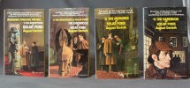 Regarding Sherlock Holmes... I: The adventures of Solar Pons - II: The chronicles of Solar Pons - III: The memoirs of Solar Pons - IV: The casebook of ...