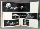 Foto-Jazz. 116 Bilder.. ELSKEN Ed van der; BERENDT Joachim E.: