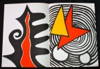 Derrière le miroir, n° 201. Calder.. [CALDER Alexander] BESSET Maurice; BALTHAZAR André: