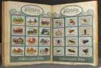 Album Timbres. Chocolats Peter Cailler's Kohler Nestlé's.. Anonyme:
