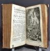 Office de la Semaine Sainte, latin et françois, à l'usage de Rome et de Paris, avec l'explication des cérémonies de l'Eglise, et quelques prières ...