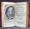 Mémoires pour servir à l'histoire d'Espagne, sous le règne de Philippe V. Traduits de l'espagnol.. BACALLAR Y SANNA Vincent, Marquis de ...
