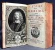 Histoire de la rébellion, et des guerres civiles d'Angleterre, depuis 1641 jusqu'au rétablissement du roi Charles II.. [HYDE] Edward, comte de ...