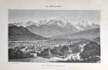 Le Mont-Blanc.. DURIER Charles: