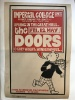 The Doors May 12th 1972 Imperial College concert's Poster / Affiche du concert des Doors à l'Imperial College le 12 mai 1972. N.A.