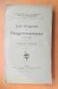 LES ORIGINES du PANGERMANISME 1800 à 1888. Troisième édition.. Charles Andler