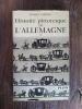 HISTOIRE PITTORESQUE DE L'ALLEMAGNE. En 2 tomes.. Robert Courau